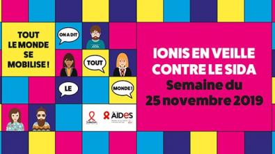 IONIS en veille contre le sida 2019